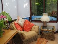 image of the lounge in kernyk cottage self catering accommodation in perranuthnoe