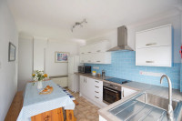 Image of kitchen St Pirans Cottages Perranuthnoe