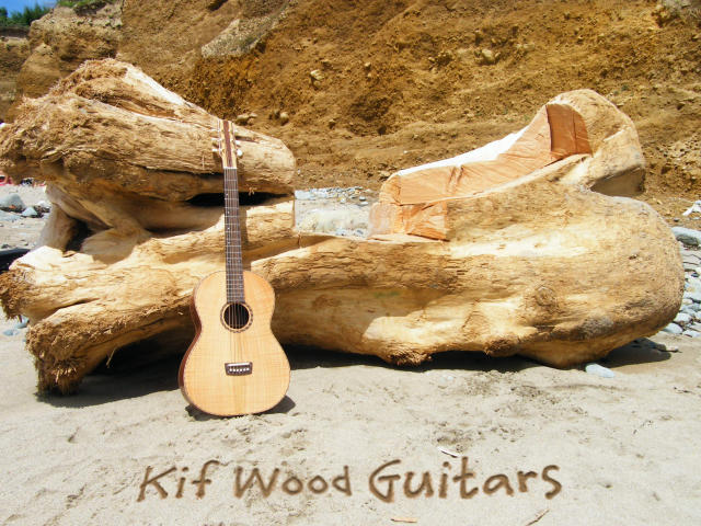 image of Kif Wood Guitars Perranuthnoe