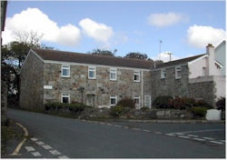 St. Pirans Cottages - Self catering accommodation in Perranuthnoe Cornwall